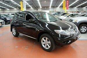 2011 Nissan Murano Z51 Series 2 MY10 ST Black 6 Speed Constant Variable Wagon Maryville Newcastle Area Preview