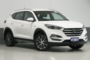 2016 Hyundai Tucson TL Active X (FWD) White 6 Speed Automatic Wagon Bentley Canning Area Preview