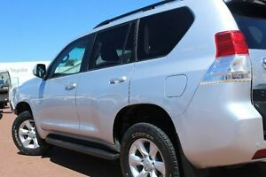 2013 Toyota Landcruiser Prado KDJ150R GXL Silver 5 Speed Sports Automatic Wagon Westminster Stirling Area Preview