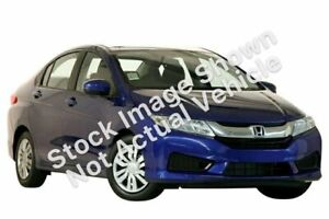 2014 Honda City GM MY14 VTi Blue 1 Speed Constant Variable Sedan Indooroopilly Brisbane South West Preview