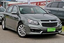 2015 Holden Cruze JH Series II MY15 SRi Grey 6 Speed Sports Automatic Hatchback East Rockingham Rockingham Area Preview