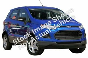 2014 Ford Ecosport BK Ambiente Kinetic Blue 5 Speed Manual Wagon Five Dock Canada Bay Area Preview
