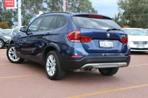 2012 BMW X1 E84 LCI sDrive20i Steptronic Blue 8 Speed Sports Automatic Wagon