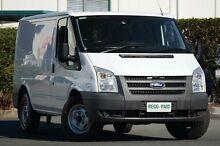 2010 Ford Transit VM Low Roof SWB Frozen White 6 Speed Manual Van Acacia Ridge Brisbane South West Preview