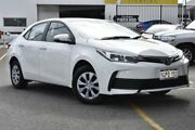 2018 Toyota Corolla ZRE172R Ascent S-CVT White 7 Speed Constant Variable Sedan Claremont Nedlands Area Preview
