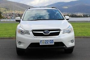2012 Subaru XV G4-X MY13 2.0i Lineartronic AWD White 6 Speed Constant Variable Wagon Invermay Launceston Area Preview