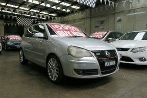 2006 Volkswagen Polo 9N GTi 5 Speed Manual Hatchback Mordialloc Kingston Area Preview