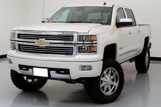Chevrolet Silverado LTZ vs. Chevrolet Silverado High Country | eBay