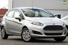 2016 Ford Fiesta WZ Ambiente Ingot Silver 6 Speed Automatic Hatchback East Rockingham Rockingham Area Preview