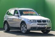 2006 BMW X3 E83 MY06 Steptronic 5 Speed Sports Automatic Wagon Ringwood East Maroondah Area Preview