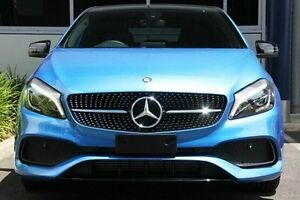 2016 Mercedes-Benz A200 W176 806MY D-CT Blue 7 Speed Sports Automatic Dual Clutch Hatchback Hilton West Torrens Area Preview
