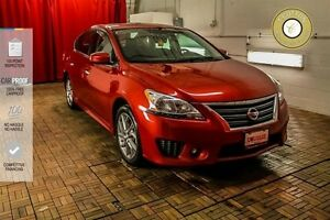 2014 Nissan Sentra PUSH TO START!SPOILER! CLEAN CARPROOF!