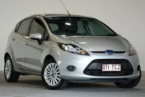 2013 Ford Fiesta WT LX Silver 6 Speed Automatic Hatchback Coopers Plains Brisbane South West Preview