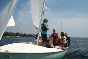 Cygnus 20' Sailboat
