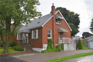 Solid All Brick 3 Bedroom 1.5 Storey Home On The Mountain!