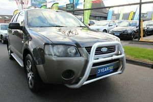 2007 Ford Territory SY SR Grey 4 Speed Sports Automatic Wagon West Footscray Maribyrnong Area Preview