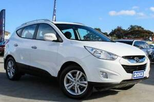 From $95 per week on finance* 2013 Hyundai IX35 Wagon Coburg Moreland Area Preview
