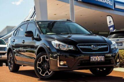 2016 Subaru XV G4X MY16 2.0i-S AWD Black 6 Speed Manual Wagon Wangara Wanneroo Area Preview