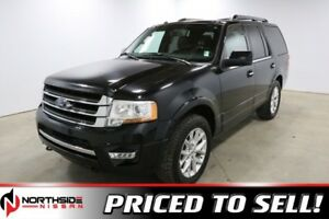 2017 Ford Expedition 4WD LIMITED Accident Free,  Navigation,  Le