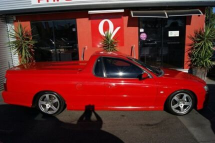 2005 Holden Commodore VZ Storm 4 Speed Automatic Utility Blair Athol Port Adelaide Area Preview