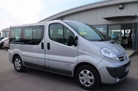 NISSAN PRIMASTAR 2.0 DCI SE 5d 115 BHP - VIEW 360 SPIN ON WEBSITE (silver) 2014