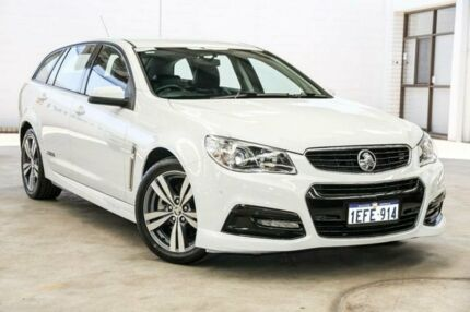 2013 Holden Commodore VF SS White 6 Speed Automatic Sportswagon Cannington Canning Area Preview