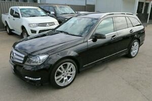2013 Mercedes-Benz C250 W204 MY13 Avantgarde Estate 7G-Tronic + Black 7 Speed Sports Automatic Wagon Cheltenham Kingston Area Preview