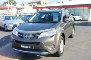 2013 Toyota RAV4 ZSA42R MY14 GXL 2WD Bronze Constant Variable Wagon South Maitland Maitland Area Preview