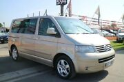 2006 Volkswagen Multivan T5 Highline Grey 6 Speed Tiptronic Van Brooklyn Brimbank Area Preview