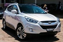 2015 Hyundai ix35 LM3 MY15 Highlander AWD Silver 6 Speed Sports Automatic Wagon Embleton Bayswater Area Preview