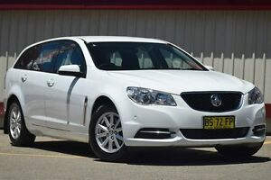 2014 Holden Commodore VF Evoke White 6 Speed Automatic Sportswagon Homebush Strathfield Area Preview