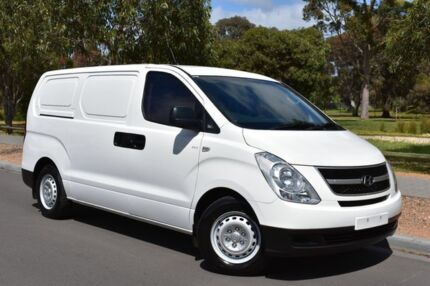 2013 Hyundai iLOAD TQ2-V MY13 White 6 Speed Manual Van St Marys Mitcham Area Preview