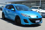 2009 Mazda 3 BL10F1 Neo Activematic Blue 5 Speed Sports Automatic Hatchback Osborne Park Stirling Area Preview