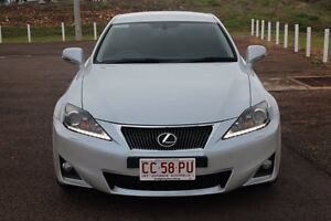 2010 Lexus IS350 GSE21R Prestige Crystal Mist 6 Speed Automatic Sedan The Gardens Darwin City Preview