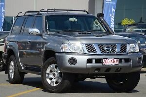 2007 Nissan Patrol GU IV MY06 ST Silver 4 Speed Automatic Wagon Wavell Heights Brisbane North East Preview