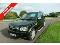 LAND ROVER DISCOVERY 3.0 4 SDV6 XS,2012,7 Seats,Sat Nav,Leather,Air Con,Cruise,Parking Sensors,F.S.H for sale