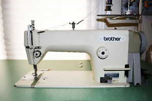 Brother Heavy Duty Industrial Sewing Machine For Sale