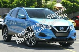 2019 Nissan Qashqai J11 MY18 ST-L (5Yr) Vivid Blue Continuous Variable Wagon Castle Hill The Hills District Preview