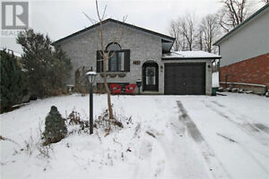 Charming 3+1 bed 2 bath Raised Bungalow in desirable Hespeler