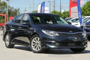 2016 Kia Optima JF MY16 SI Blue 6 Speed Sports Automatic Sedan Brendale Pine Rivers Area Preview