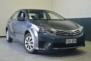2014 Toyota Corolla ZRE172R Ascent S-CVT Blue 7 Speed Constant Variable Sedan Nailsworth Prospect Area Preview