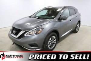 2018 Nissan Murano Heated Front Seats, Back Up Camera, Apple Car
