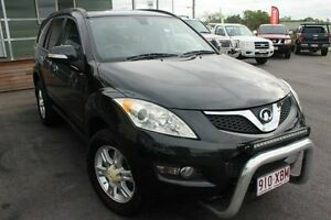 2012 Great Wall X200 K2 MY12 Black 5 Speed Automatic Wagon Wakerley Brisbane South East Preview