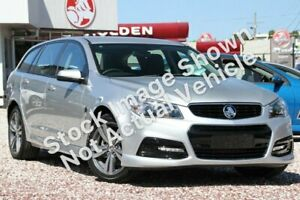 2015 Holden Commodore VF MY15 SV6 Sportwagon White 6 Speed Sports Automatic Wagon Wangara Wanneroo Area Preview