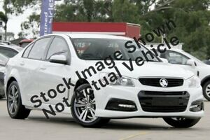2014 Holden Commodore VF MY15 SV6 Prussian Steel 6 Speed Sports Automatic Sedan Mile End South West Torrens Area Preview