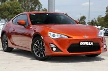 2014 Toyota 86 ZN6 GT Orange 6 Speed Sports Automatic Coupe Penrith Penrith Area Preview