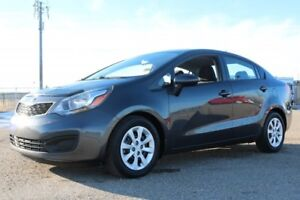 2014 Kia Rio LX PLUS Accident Free,  Heated Seats,  Bluetooth,