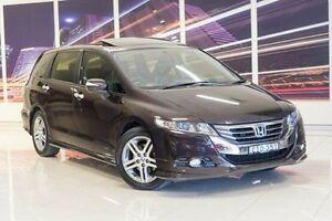 2012 Honda Odyssey 4th Gen MY12 Luxury 5 Speed Sports Automatic Wagon Blacktown Blacktown Area Preview