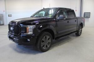 2018 F150 special edition rims and tire package