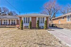 Solid Brick! A Very Well Maintained Bungalow In A Highly